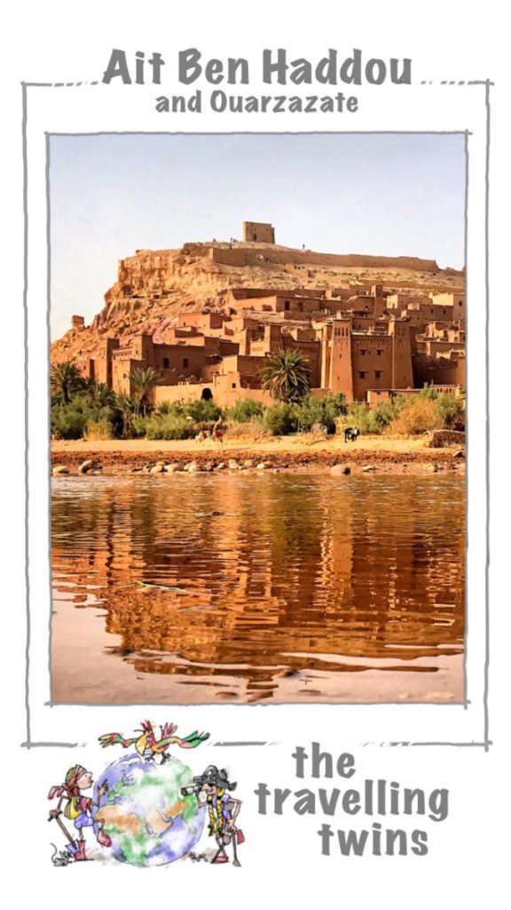 ait benhaddou - unesco heritage site and famouse place from movies like Gladiator