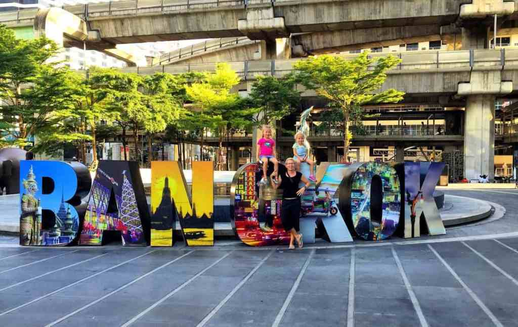 things to do in Bangkok with children