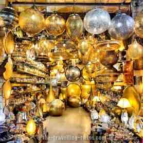 Medinas of Morocco - shopping in Marrakech medina