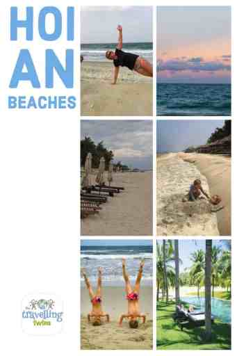 hoi an beaches, beaches close to an ancient town of hoi an  white sand hoi an beach