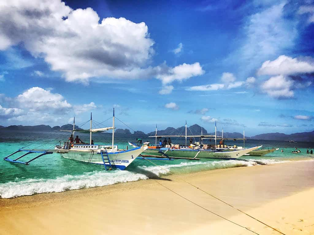 Philippines - island hopping around coron