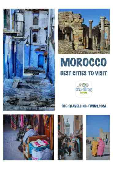 Morocco has  there are numerous historic towns and cities with their fascinating ancient architecture and souqs brimming with beautiful local craftsmanship for the visitor to admire and buy.