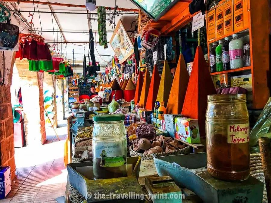 Spice market - buy here  ras el hanout