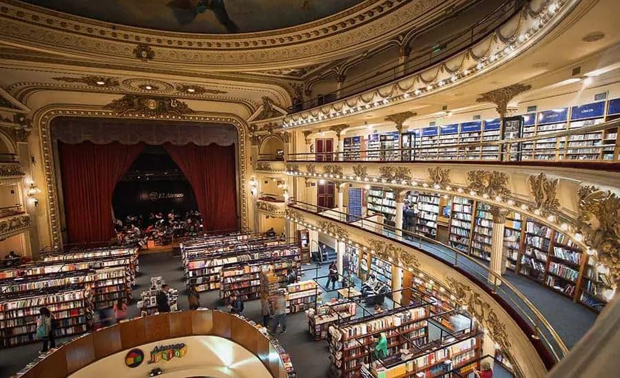 El Ateneo Grand Splendid - Buenos Aires