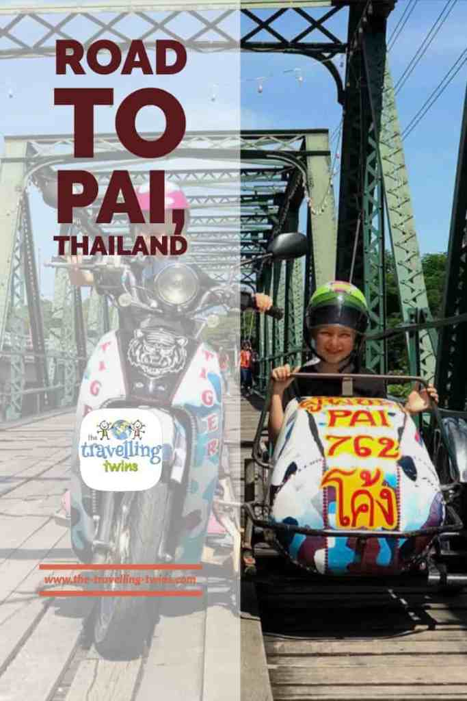 how to get to Pai from Chiang Mai - pin