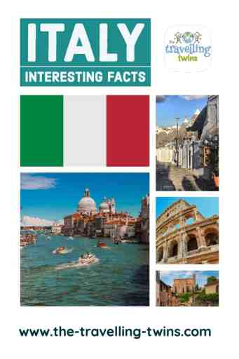 facts about italy, italy facts