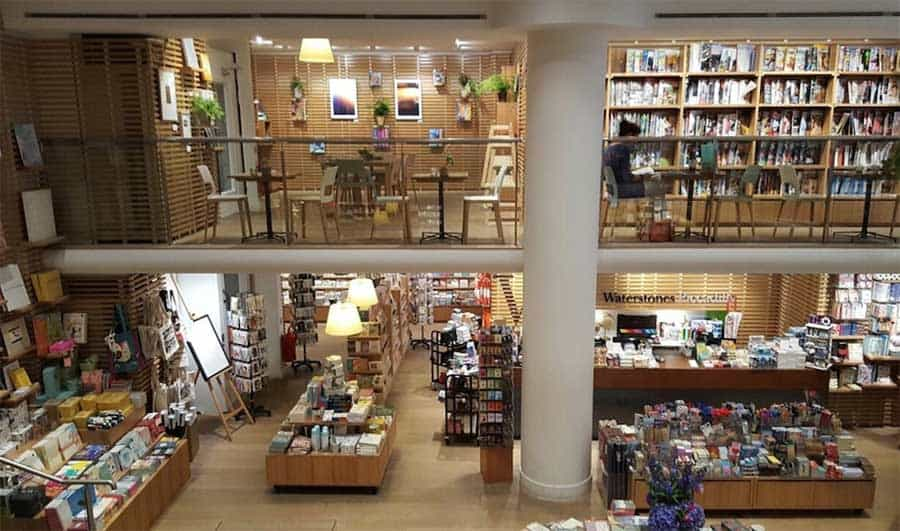 Waterstones Piccadilly - best bookstore in the world