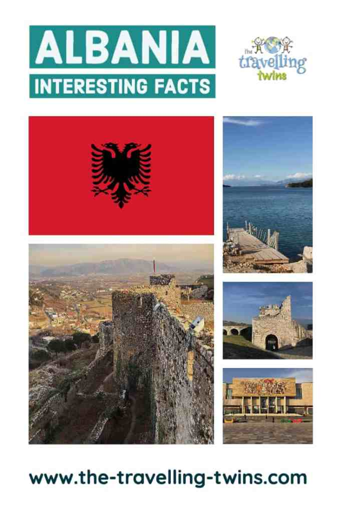 Albania facts - share it, pin it for later