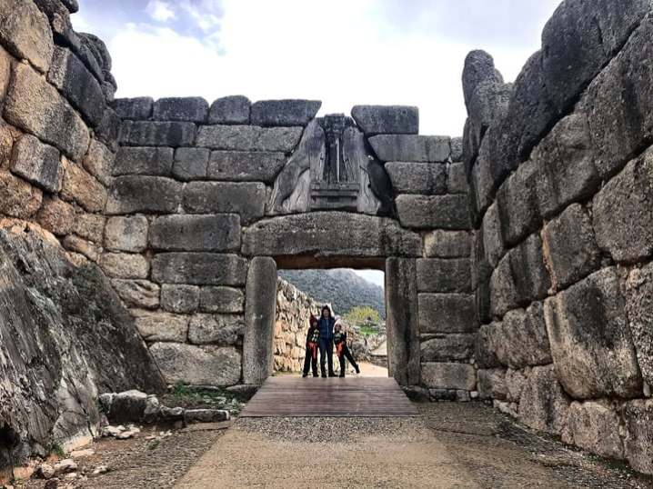 Cyclopean walls  - Cyclopean Masonry FACTS ABOUT ANCIENT GREECE, facts about Greece