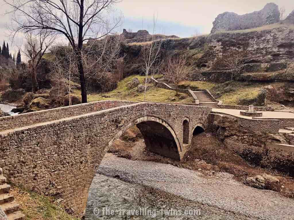 see best place in Podgorica Ribnica bridge - day trips to Podgorica - top sights to see