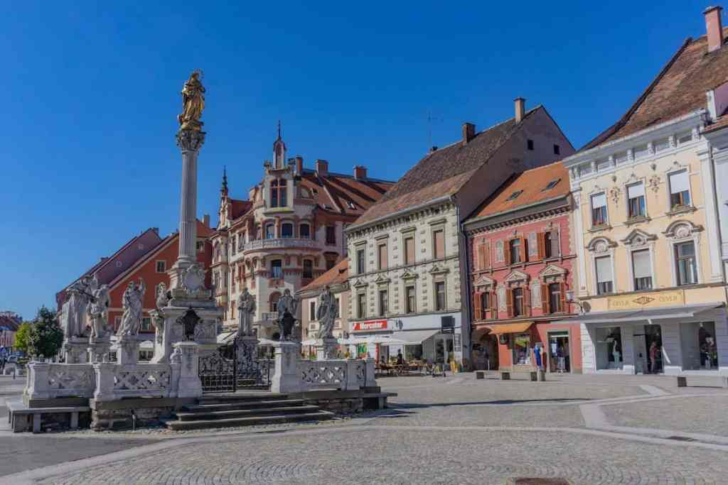 Maribor - the old town