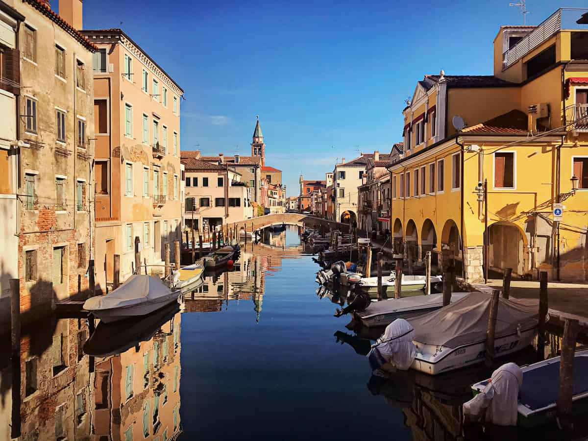 Chioggia - little Venice