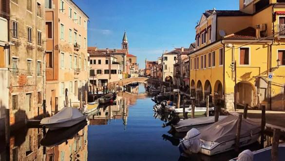 Chioggia - little Venice