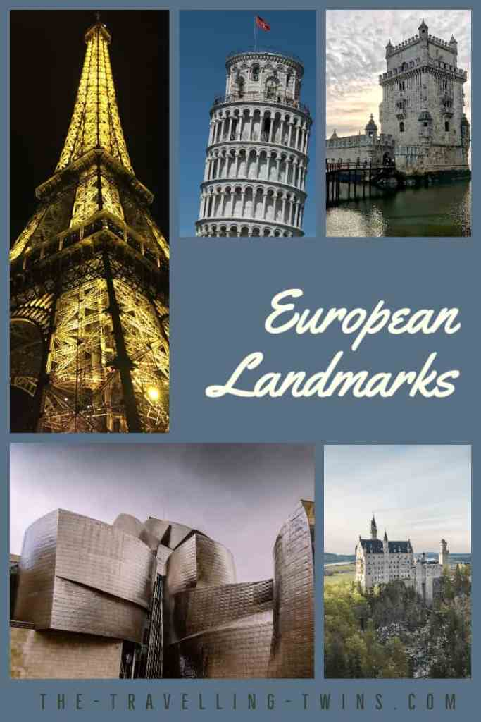 famouse Landmarks in Europe Must see in Europe bucket list every year million visitors