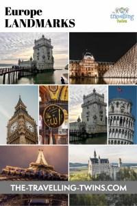 Europe Landmarks - best landmarks in Europe