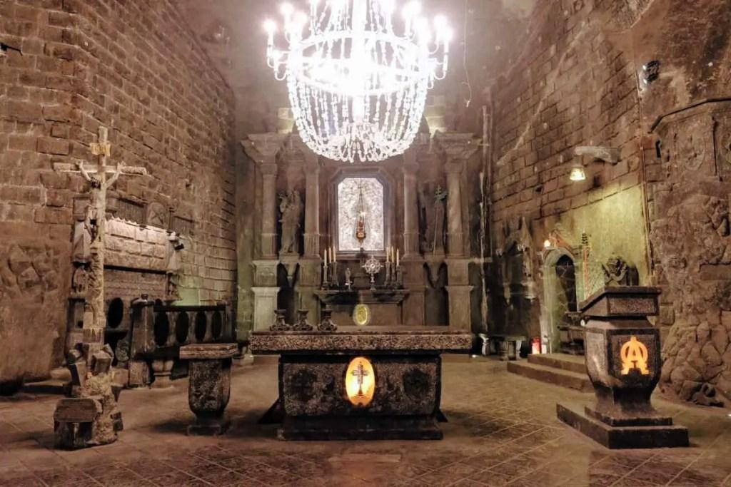 Wieliczka Salt Mine day trips - one of the best Krakow day tours