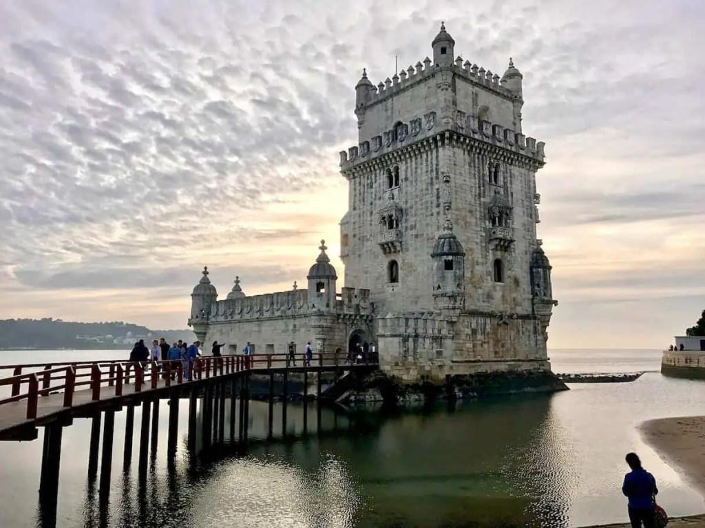 landmark in Lisbon
