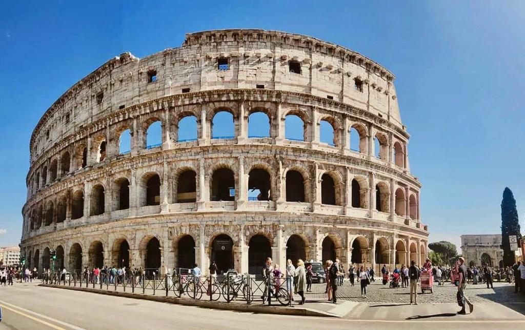 Colosseum – Rome Italy