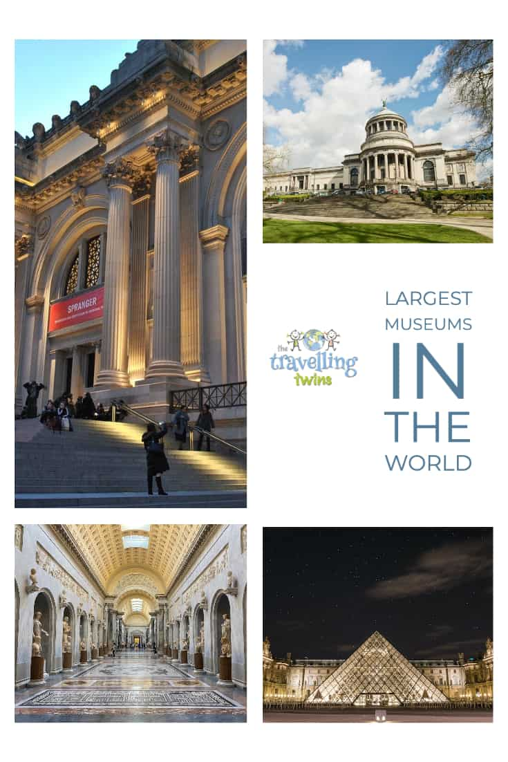 Largest museums in the world, washington, metropolitan museum of art, new youk