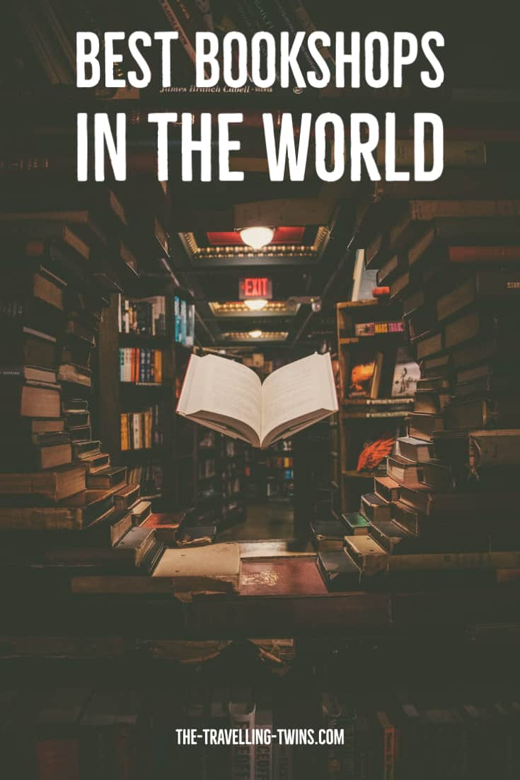 best bookstore in the world, new york, buenos aires, portland oregon, new york city, paris france, rights reserved, right guide