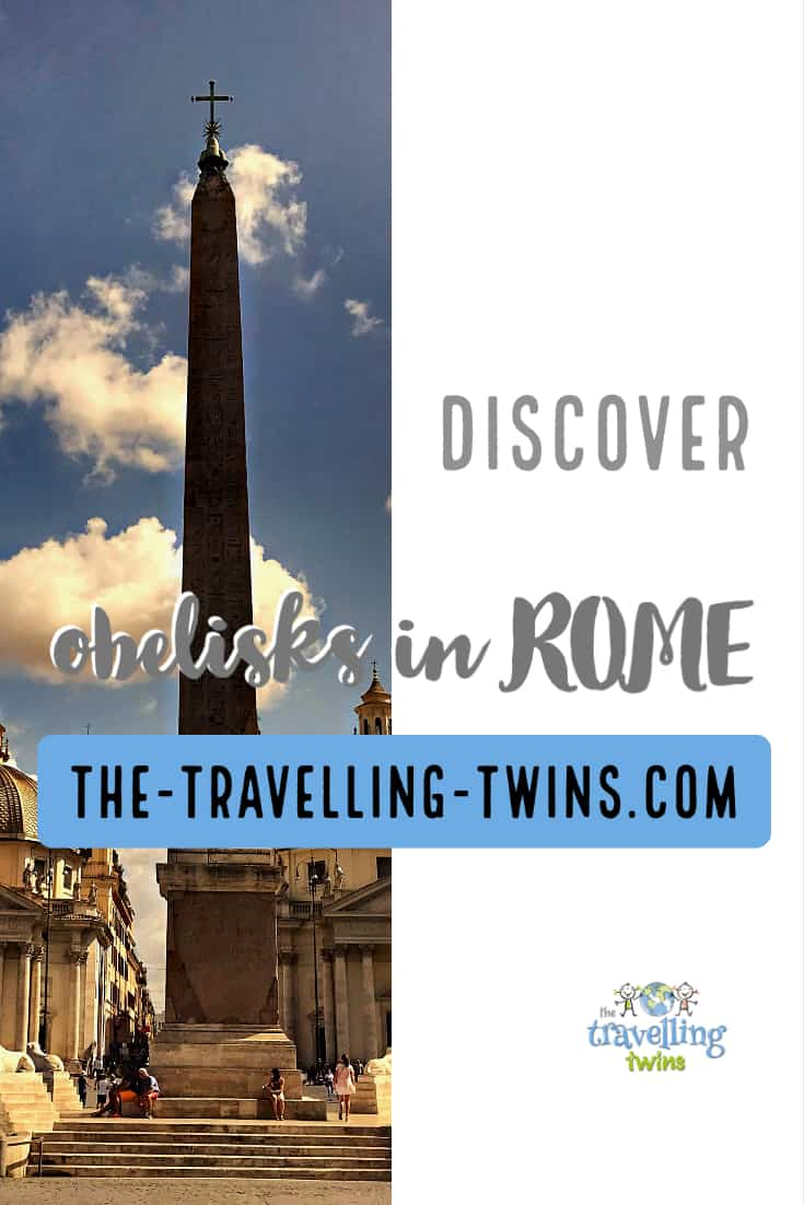 rome Obelisks,