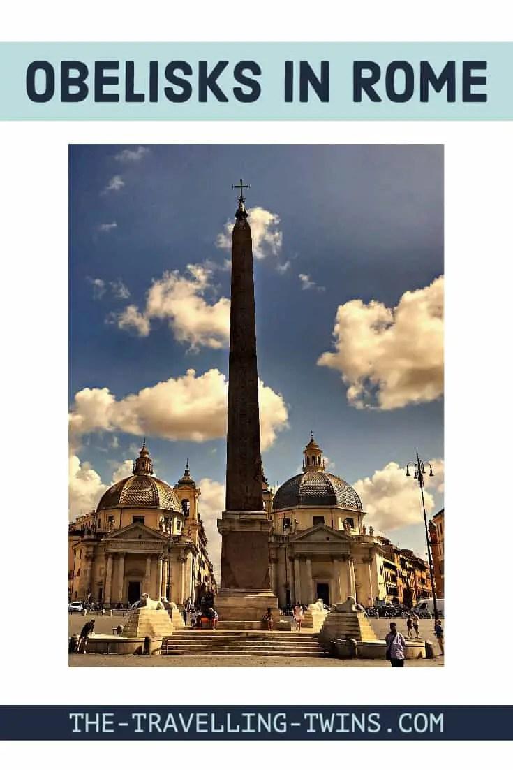 Rome Obelisks