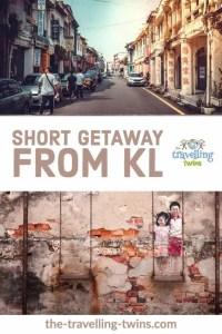 A short getaway from KL - Pin it