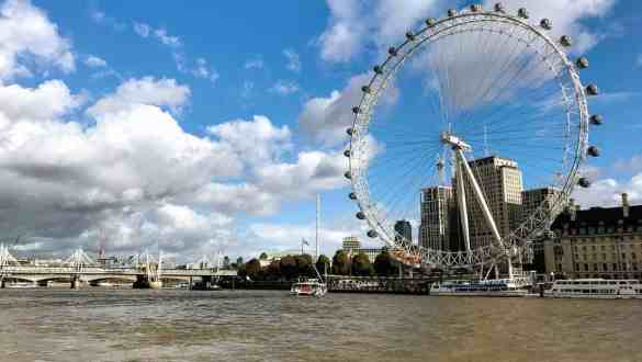london eye - facts about London
