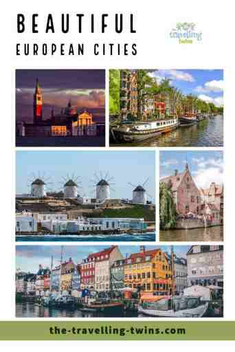 most beautiful European cities