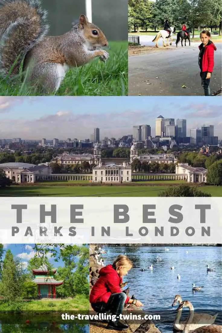 londons parks