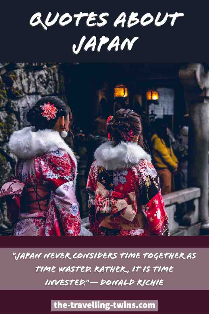 japan quotes