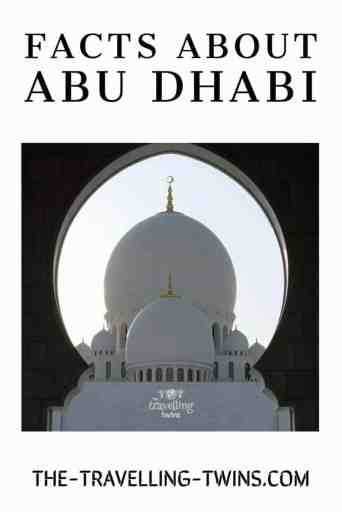Interesting Facts about Abu Dhabi