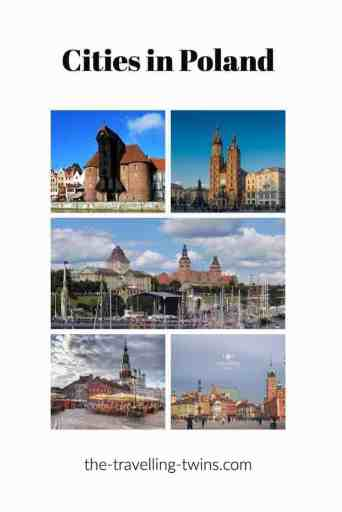 cities in Poland