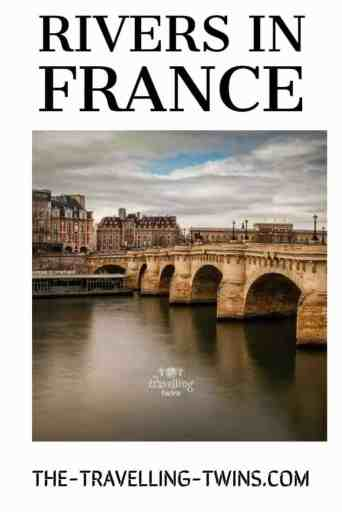 Rivers in France