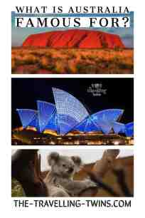 What is Australia famous for? facts about Australia
