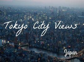 Japa-Tokio-Aussichten