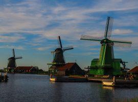 Zaanse-Schans-Holland-Niederlande