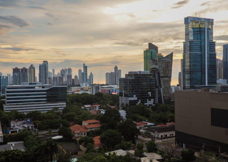 Panama-City-Aussicht