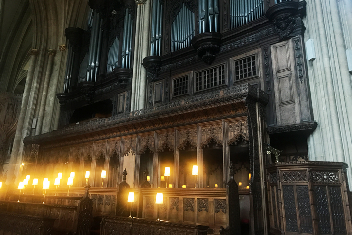 Bristol Cathedral Organ