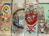 "<h5>Thanks Ben Schumin</h5><p><a href=https://commons.wikimedia.org/wiki/File:Berlin_Wall_sections_at_Freedom_Park.jpg#/media/File:Berlin_Wall_sections_at_Freedom_Park.jpg"" target=""_blank"" >Berlin Wall sections at Freedom Park</a target=""_blank"" >"" by Ben Schumin - <span class=""int-own-work"" lang=""en"">Own work</span>. Licensed under <a title=""Creative Commons Attribution-Share Alike 3.0"" href=""http://creativecommons.org/licenses/by-sa/3.0"" target=""_blank"" >CC BY-SA 3.0</a> via <a href=""//commons.wikimedia.org/wiki/"" target=""_blank"" >Wikimedia Commons</a>.</p>"
