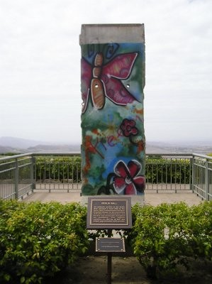 The Berlin Wall in Simi Valley, California