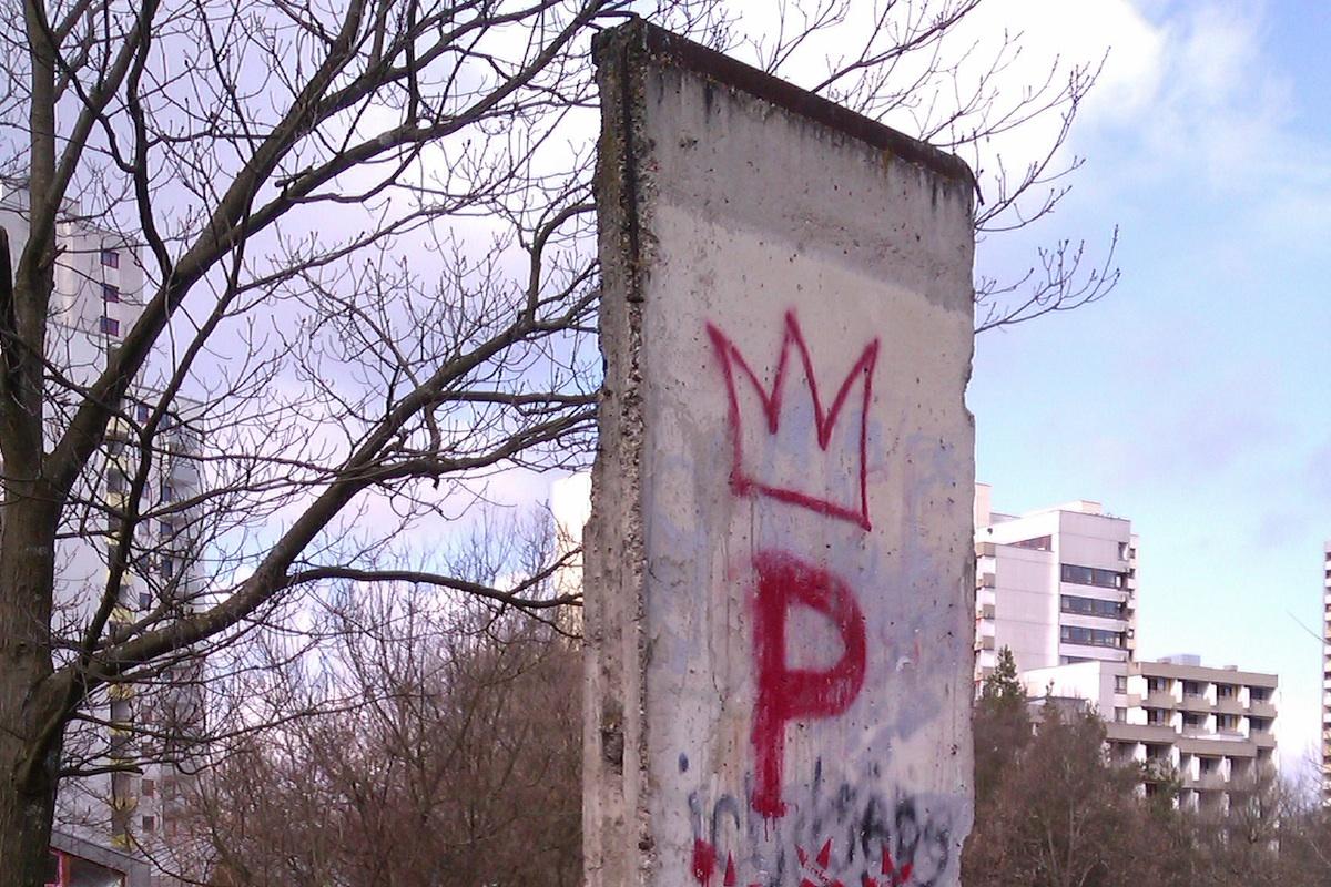 Berliner Mauer in Leonberg