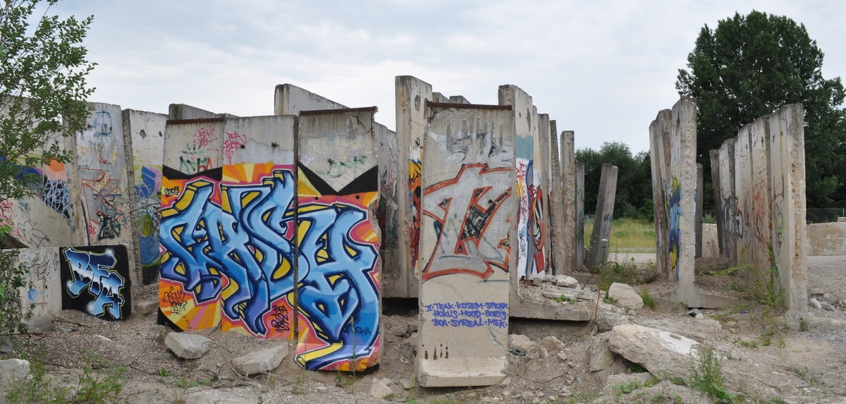 Berliner Mauer in Teltow