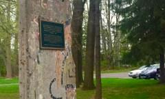 Berliner Mauer in Warminster