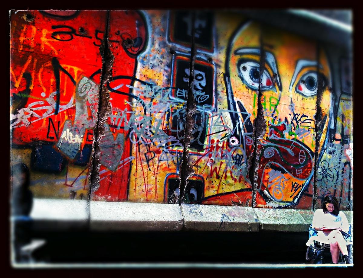Berlin Wall New York City Madison Avenue