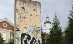 Berliner Mauer in Atlanta