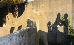 Berliner Mauer in Grafing