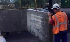 Berliner Mauer in Scottsdale