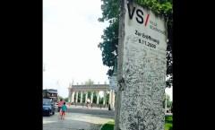 Berlin Mauer in Potsdam