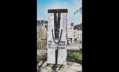 Berlin Mauer in Wiitlich